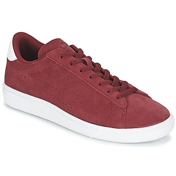 Scarpe Uomo Sneakers basse Nike TENNIS CLASSIC CS SUEDE Rosso