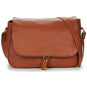 Borse Donna Tracolle Betty London EZIGALE COGNAC