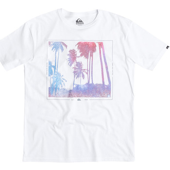 T-shirt Quiksilver  Classic tee line