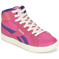 Scarpe Bambina Sneakers alte Reebok Classic REEBOK ROYAL COMP 2 Rosa