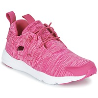 Scarpe Donna Sneakers basse Reebok Classic FURYLITE JERSEY Rosa