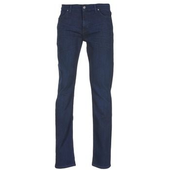 Abbigliamento Uomo Jeans slim 7 for all Mankind RONNIE WINTER INTENSE Blu / SCURO