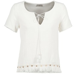 Abbigliamento Donna Top / Blusa Betty London ECHRALE Ecru