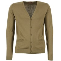 Abbigliamento Uomo Gilet / Cardigan BOTD EFLOVA TAUPE