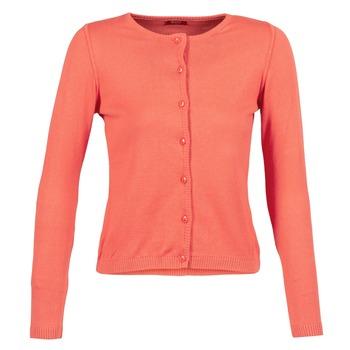 Abbigliamento Donna Gilet / Cardigan BOTD EVANITOA Corail