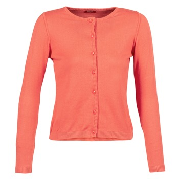 Abbigliamento Donna Gilet / Cardigan BOTD EVANITOA Arancio