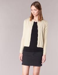 Abbigliamento Donna Gilet / Cardigan BOTD EVANITOA Beige