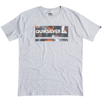 T-shirt Quiksilver  Classic tee check