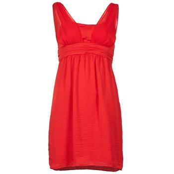 Abbigliamento Donna Abiti corti Naf Naf KYARINA Rosso
