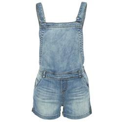 Abbigliamento Donna Tuta jumpsuit / Salopette Naf Naf GUERIC Blu / Medium