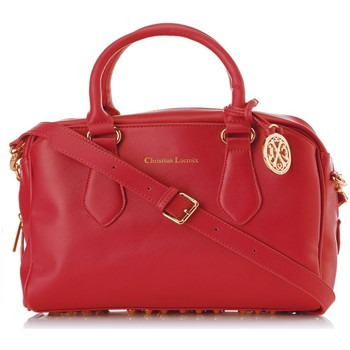 Borse Donna Tracolle Christian Lacroix Sac Eternity 3 Rouge Rosso