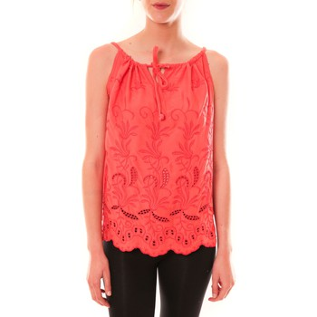 Abbigliamento Donna Top / T-shirt senza maniche Dress Code Debardeur HS-1019  Rose Rosa