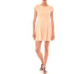 Abbigliamento Donna Abiti corti La Vitrine De La Mode Robe LC-0421 By La Vitrine Rose Rosa