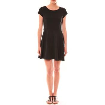Abbigliamento Donna Abiti corti La Vitrine De La Mode Robe LC-0421 By La Vitrine Noire Nero