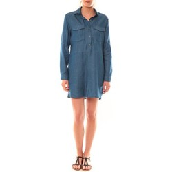 Abbigliamento Donna Tuniche Dress Code Tunique K836  Denim Blu