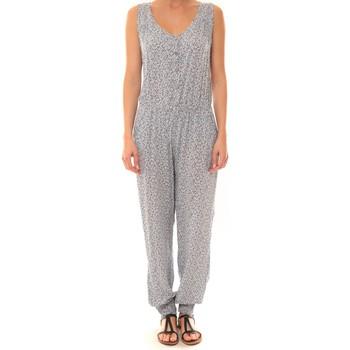 Abbigliamento Donna Tuta jumpsuit / Salopette Dress Code Combinaison Z073  Bleue Blu