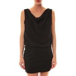 Abbigliamento Donna Abiti corti La Vitrine De La Mode Robe 157 By La Vitrine Noire Nero