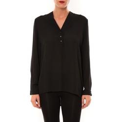 Abbigliamento Donna Top / Blusa La Vitrine De La Mode By La Vitrine Blouse M3060 noir Nero