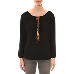 Abbigliamento Donna Tuniche Dress Code Tunique ZINKA Noir Nero