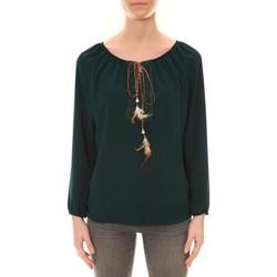Abbigliamento Donna Tuniche Dress Code Tunique ZINKA Vert Verde