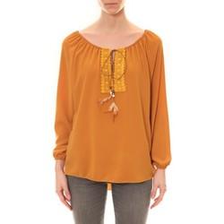 Abbigliamento Donna Tuniche Dress Code Tunique Zinka Moutarde Giallo