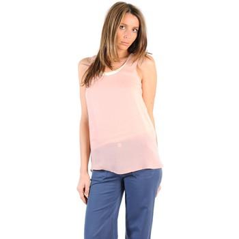 Abbigliamento Donna T-shirt maniche corte Gat Rimon TOP SALLI AGATE Blu