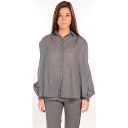 Abbigliamento Donna Camicie Charlie Joe Chemise Judith Blu