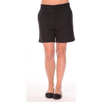 Abbigliamento Donna Shorts / Bermuda Charlie Joe Short Greg Nero
