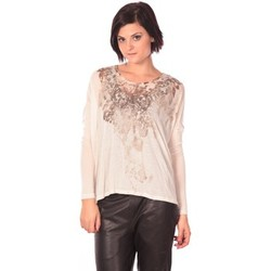 Abbigliamento Donna Tuniche Rich & Royal Rich&Royal Tunique Magela Beige Beige