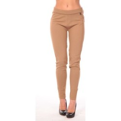Abbigliamento Donna Leggings Rich & Royal Rich&Royal Pantalon Leni Beige