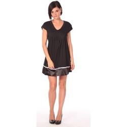 Abbigliamento Donna Abiti corti Aggabarti Robe Nancy 112011 Nero