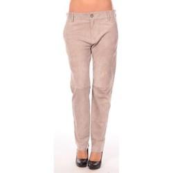 Abbigliamento Donna Pantaloni 5 tasche Charlie Joe Pantalon Clint Marrone