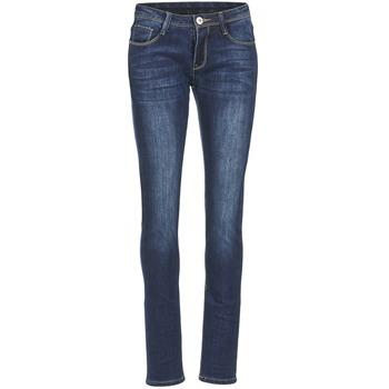 Abbigliamento Donna Jeans slim Yurban IETOULETTE Blu / Medium