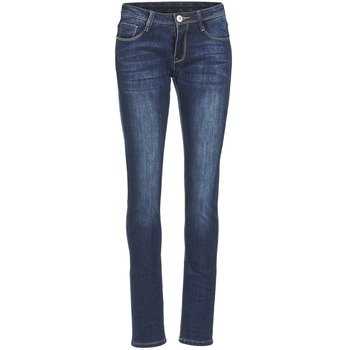 Abbigliamento Donna Jeans slim Yurban EBANE Blu / Medium