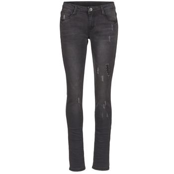 Abbigliamento Donna Jeans slim Yurban EVIGUILE Nero