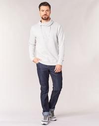Abbigliamento Uomo Jeans dritti Yurban IEDABALO Blu