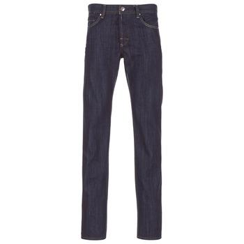 Abbigliamento Uomo Jeans dritti Yurban EVIO Blu