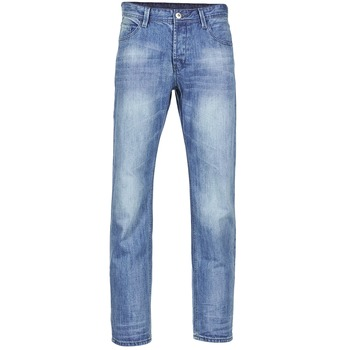 Abbigliamento Uomo Jeans dritti Yurban EMIGUEL Blu / CLAIR