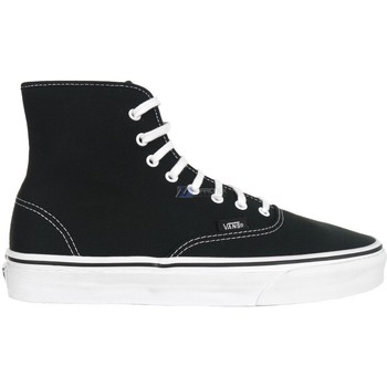 Scarpe Donna Sneakers alte Vans Authentic HI Nero