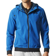 Giacche sportive adidas Performance S3 FZ Hoody