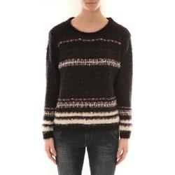 Abbigliamento Donna Maglioni Barcelona Moda Pull FT03 Nero
