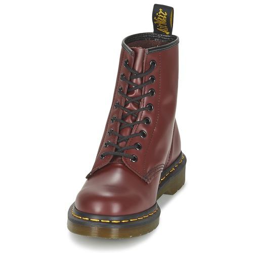 Dr Martens 1460 Rosso  Scarpe Stivaletti    136 | Fai pieno uso dei materiali  | Re della quantità  | Alta sicurezza  | Gentiluomo/Signora Scarpa  189744