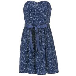 Abbigliamento Donna Abiti corti Morgan RPEPS MARINE