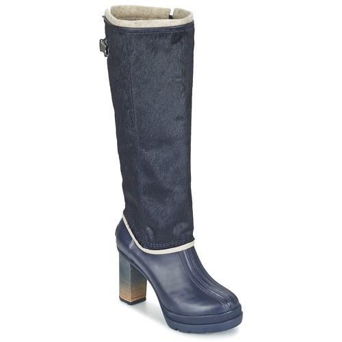 Sorel MEDINA IV PREMIUM Collegiate / Navy / Black Scarpe Stivali Donna 150,00