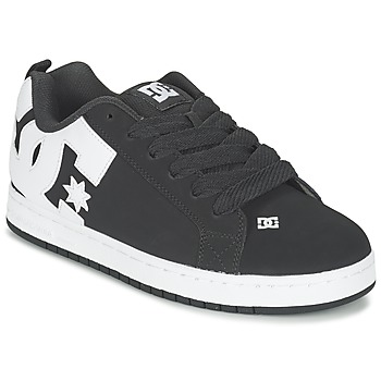 Scarpe Uomo Scarpe da Skate DC Shoes COURT GRAFFIK Nero