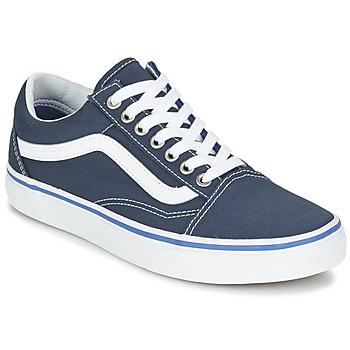 Scarpe Sneakers basse Vans OLD SKOOL MARINE / Bianco