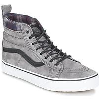 Scarpe Sneakers alte Vans SK8-HI MTE Grigio