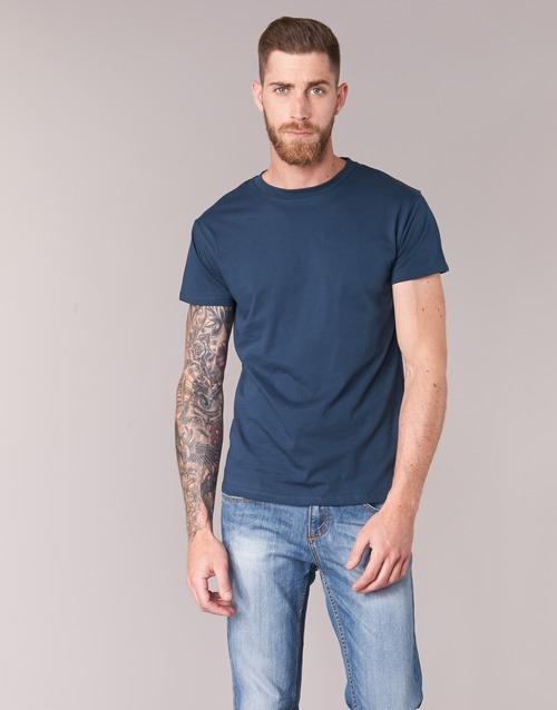 Maniche Botd Uomo Marine Estoila Corte Consegna shirt Abbigliamento Gratuita T 1000 lKJ1FcT3