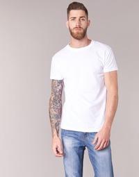 Abbigliamento Uomo T-shirt maniche corte BOTD ESTOILA Bianco