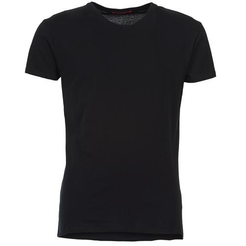 Abbigliamento Uomo T-shirt maniche corte BOTD ECALORA Nero